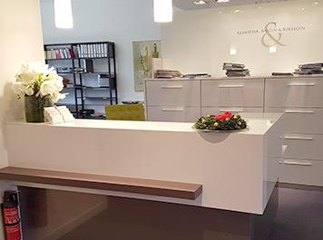 Büros – modern und funktionell