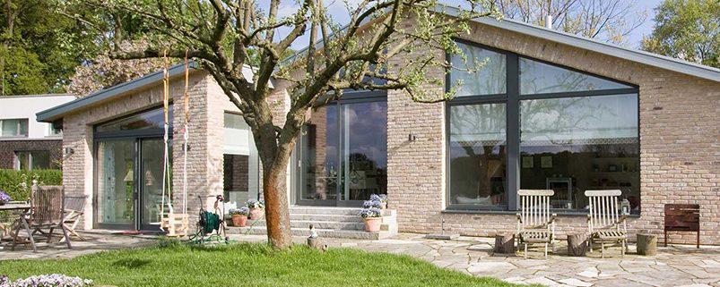 Fenster in Einfamilienhaus Hannover