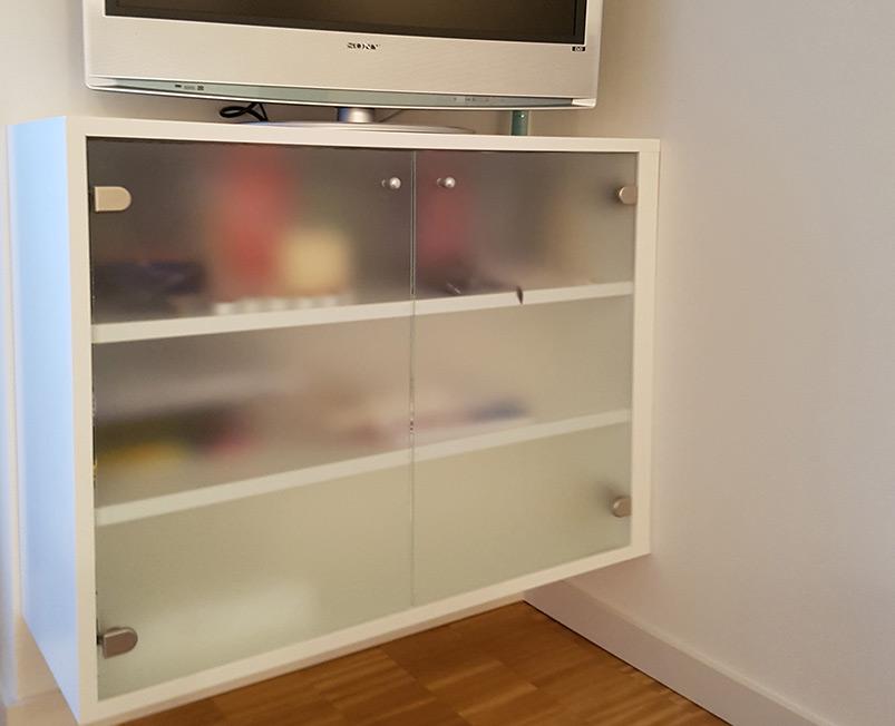 tv unterschrank holz handwerk. Black Bedroom Furniture Sets. Home Design Ideas