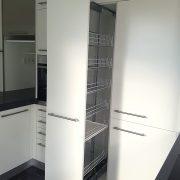 Individuell gestaltete Einbauküche