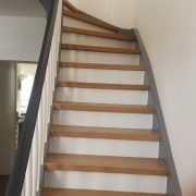 Treppenstufen aufsteigend