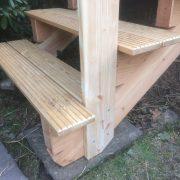 Außen-Treppenanlage